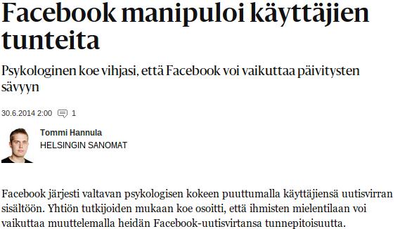 HS.fi 30.6.2014
