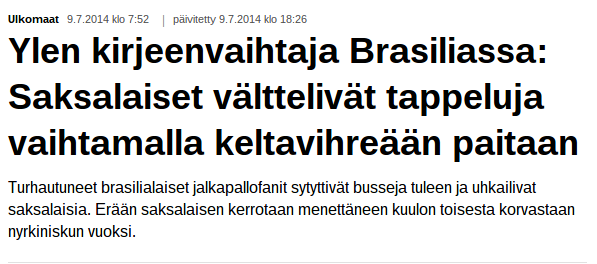 Yle.fi 9.7.2014